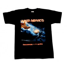 "Tricou Amon Amarth  "" deceiver of the gods """
