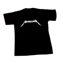 Tricou Metallica  -  Master Of Puppets