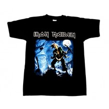 Tricou Iron Maiden - The Reincarnation of  Benjamin Breeg