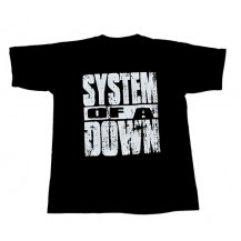 Tricou System Of A Down - flag USA