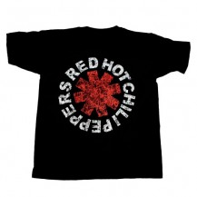 Tricou - Red Hot Chili Pepers - LOGO