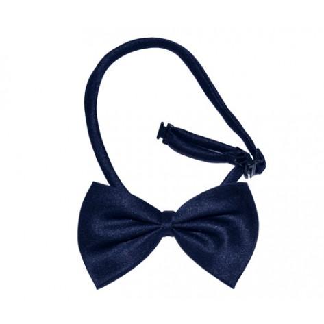 Papion - albastru inchis ( indigo )....OFERTA !!!