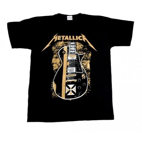 Tricou Metallica - Guitar