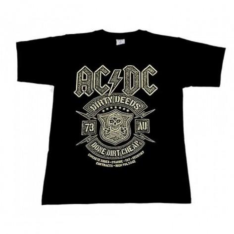 Tricou AC/DC  - Dirty Deeds