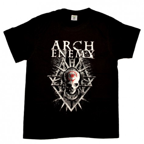 Tricou Arch Enemy - First Day In Hell