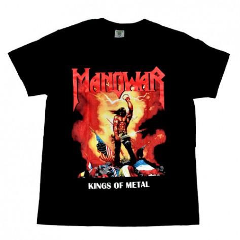 Tricou Manowar - Kings Of Metal