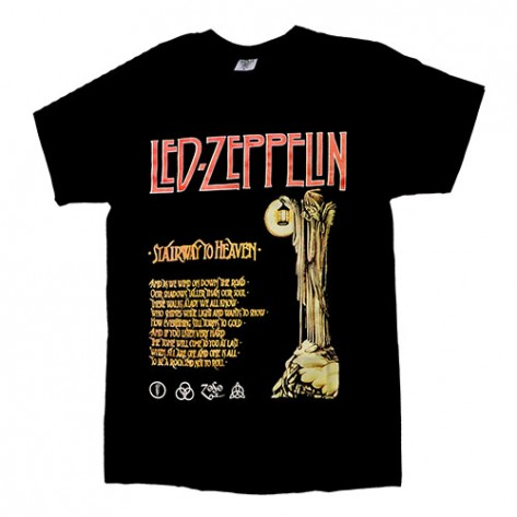 Tricou Led Zeppelin - Stairway To Heaven