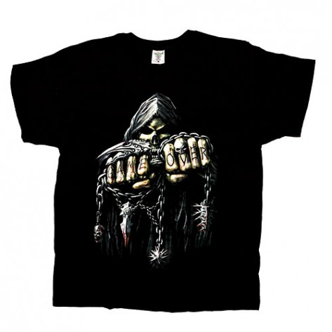 Tricou Game Over - The Death