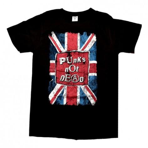 Tricou Punks Not Dead - England