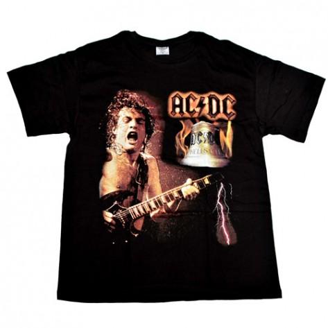 Tricou AC/DC - Hells Bells - Angus