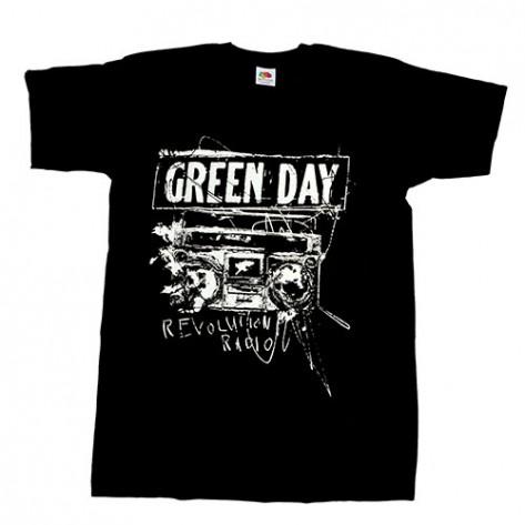 Tricou  Green Day - Revolution Radio