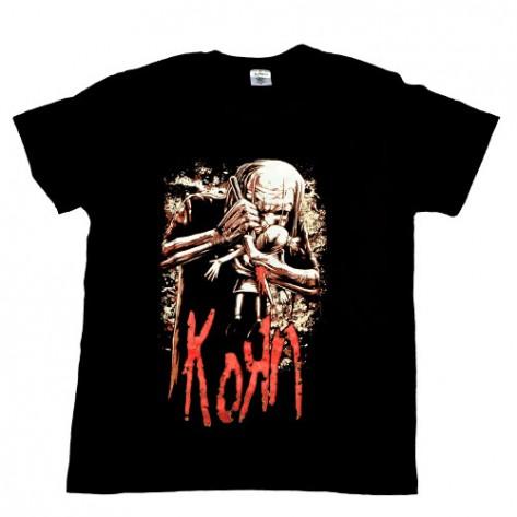 Tricou Korn  - Voodoo Child