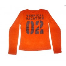 Bluza dama - bunny - portocaliu...OFERTA !!