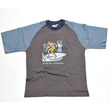 Tricou  copii - Surfer Shool .OFERTA !
