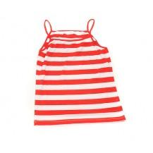 bluza dama impreuna cu maieu -  culoare rosie si alb ..OFERTA !!