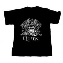 Tricou Queen - logo