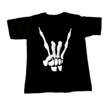 Tricou  Metal - to the bone