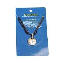 Medalion Zodiac - Scorpion