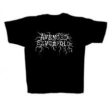 Tricou  Avenged Sevenfold - moartea cu coasa