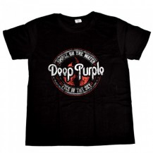 Tricou Deep Purple -  Smoke On The Water