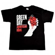 Tricou  Green Day - American Idiot