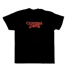Tricou Cannibal Corpse - Code of the Slashers