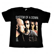 Tricou System Of A Down - Toxicity