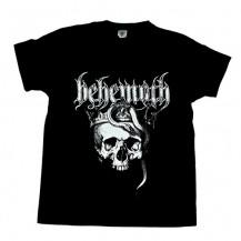 Tricou Behemoth - Skull ( craniu )
