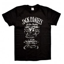 Tricou Jack Daniels - Old Whiskey ( vintage )