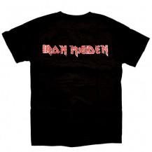 Tricou Iron Maiden  -  Eddie - Chains