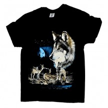 Tricou - Haita de Lupi ( pack of wolves )