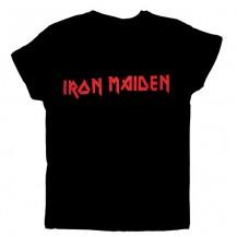 Tricou Iron Maiden -  Eddie's Faces