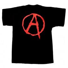 Tricou - Dirty Punk ( Anarchy )