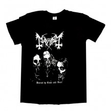 Tricou Mayhem -  Buried by Time and Dust