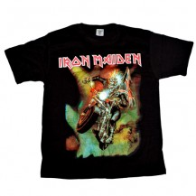 Tricou Iron Maiden - Eddie - Choppers