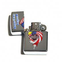 Bricheta tip Zippo - American Legend - Vultur