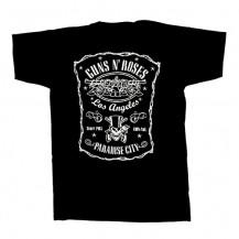 Tricou Guns N Roses - Paradice City