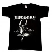 Tricou  Bathory - Necromansy - Goat