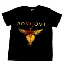 Tricou Bon Jovi - Color Me In