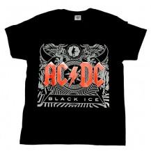 Tricou AC/DC - Black Ice