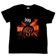 Tricou  Gojira -  L'Enfant Sauvage