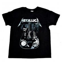 Tricou Metallica - Kirk Hammett  - Ouija Guitar