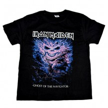 Tricou Iron Maiden - Ghost Of The Navigator