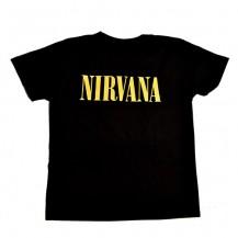 Tricou Nirvana - Smiley
