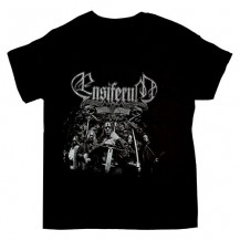 Tricou  Ensiferum - Into Battle